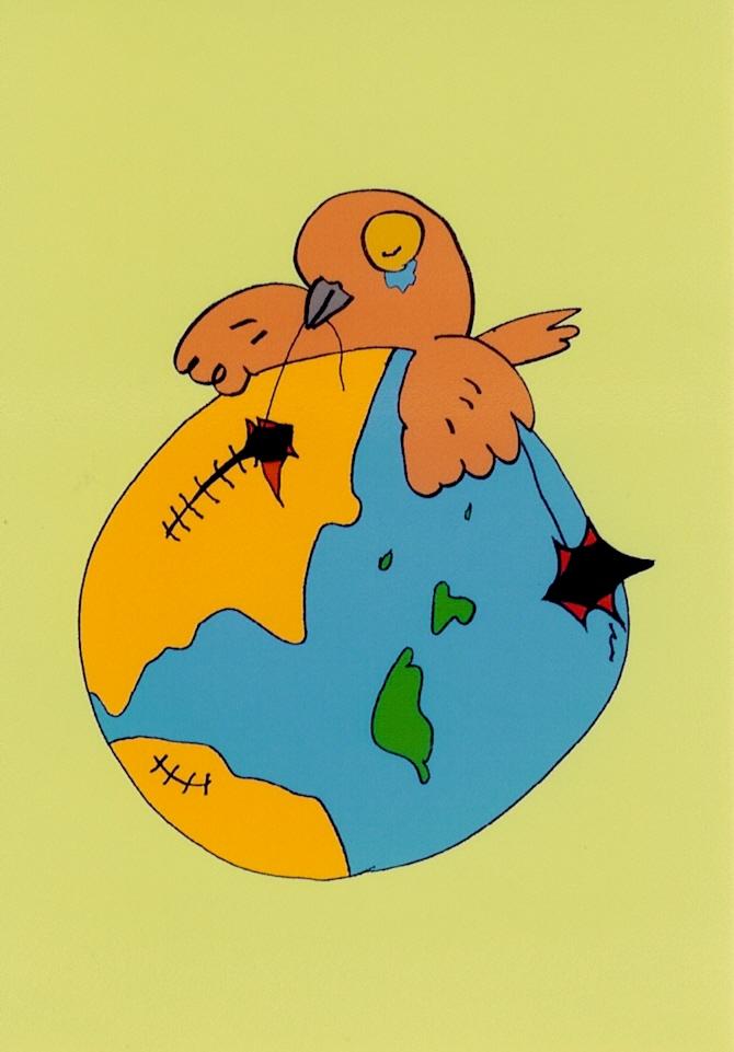 地球を繕う